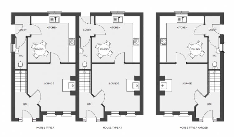 Alder Ground Floor Plan